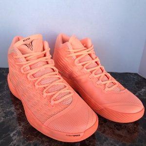 Nike Jordan Melo M13 Energy Sunset Glow Size 11
